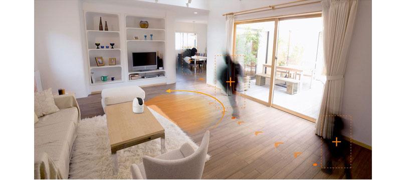 Camera wifi không dây IMOU IPC-A42P-B (4.0 Megapixel, Tích hợp Mic ghi âm, Chuẩn chống nước IP67)