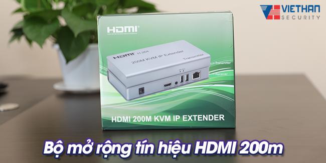 Bộ mở rộng tín hiệu HDIM lên tới 200m