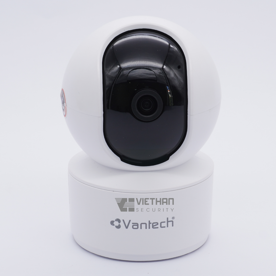 Camera wifi robot Vantech V-2010AI 2.0Mp