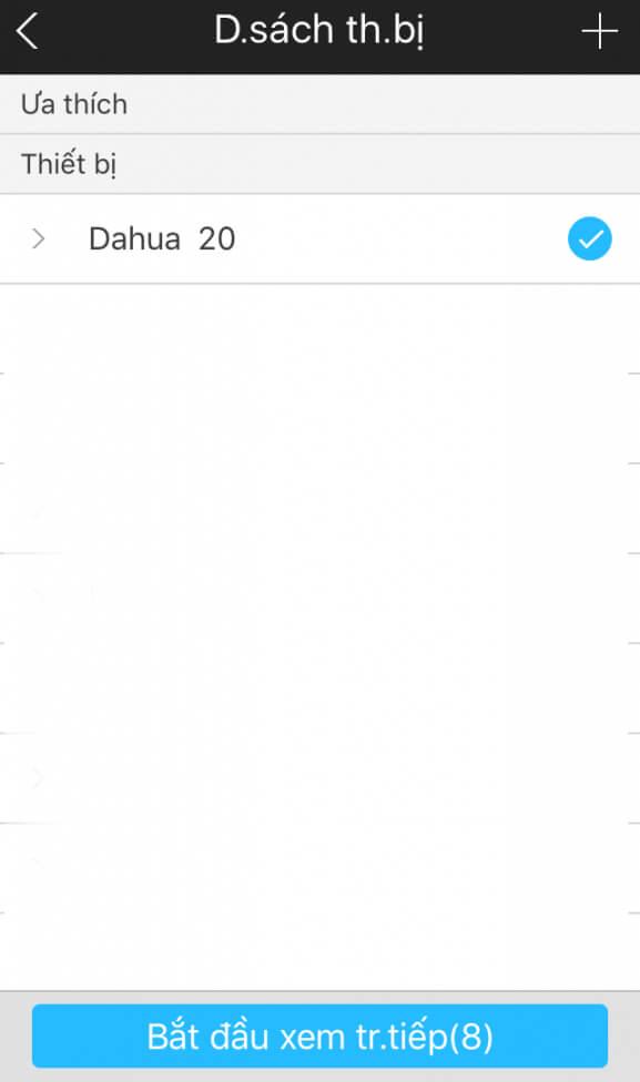 Cài đặt xem camera Dahua trên điện thoại-9