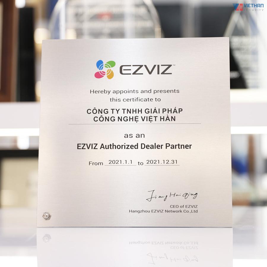 việt hàn phân phối camera ezviz chính hãng 2021