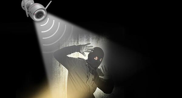 bảo mật của camera wifi
