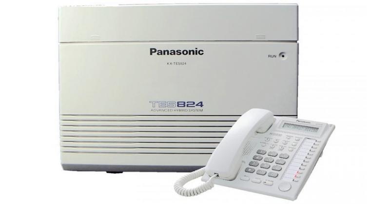 Tổng đài Panasonic TES824