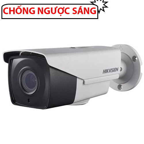 Camera HIKVISION DS-2CE16F7T-IT3Z 3.0 Megapixel, IR EXIR 40m, Zoom 2.8-12mm,True WDR, IP66
