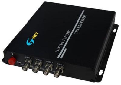 Bộ chuyển đổi Video sang Quang 16 kênh Gnet G16V↑1D↓3-CVI-AHD-20