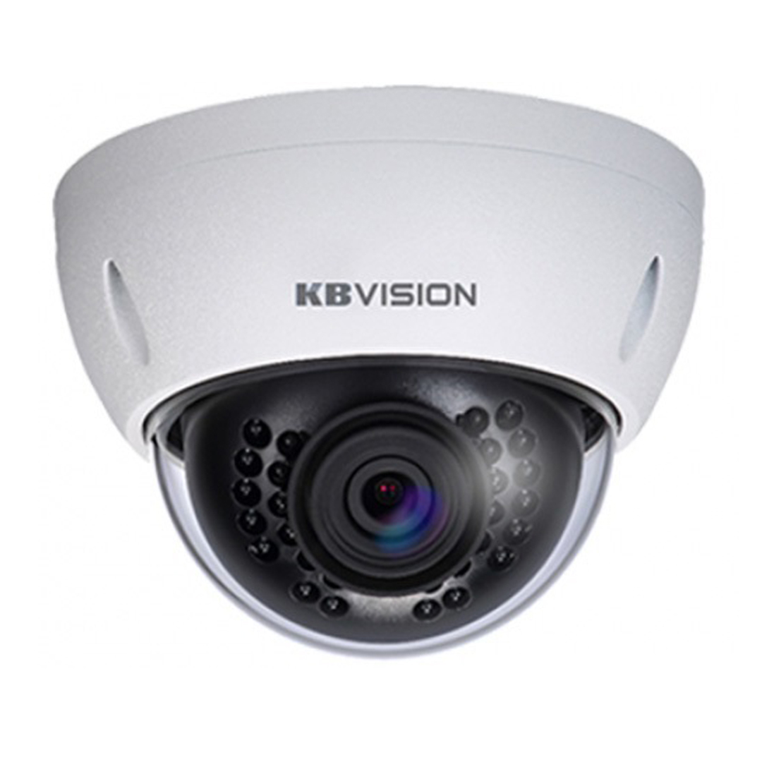 Camera Ip KBVision KX-3004AN 3.0 Megapixel, IR 30m, F2.8-12mm, Micro SD, Push Video