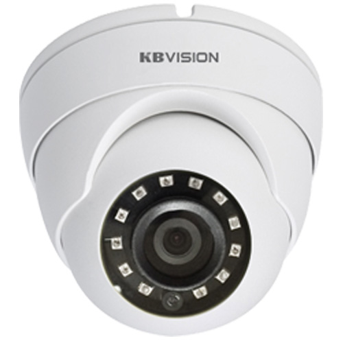 Camera KBVISION KX-1002SX4 1.0 Megapixel, IR 20m, F2.8mm, IP67, vỏ kim loại,  Camera 4 in 1