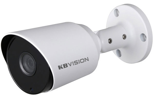 Camera KBVISION KX-2001C4 4 in 1 (CVI, TVI, AHD, Analog) 2.0 Megapixel, IR 20m, F3.6mm, IP66