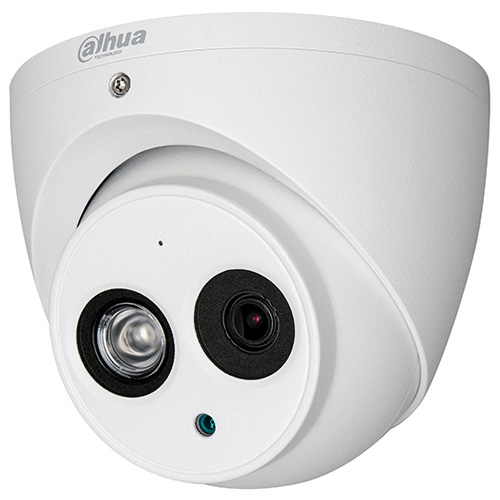 Camera Dahua HAC-HDW1200EMP-S3 2.0 Megapixel, IR 50m, F3.6mm, vỏ nhôm, Camera 4 in 1