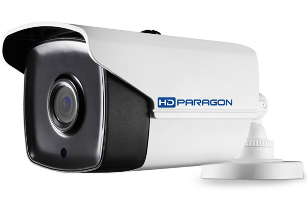 Camera HDPARAGON HDS-1897DTVI-IR5 5.0 Megapixel, Hồng ngoại EXIR 80m,F3.6mm, OSD Menu, Camera 4 in 1
