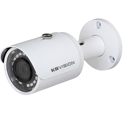 Camera KBVISION KX-2001iS4 2.0 Megapixel, IR 50m, F3.6mm góc nhìn 90 độ, PoC, Camera 4 in 1