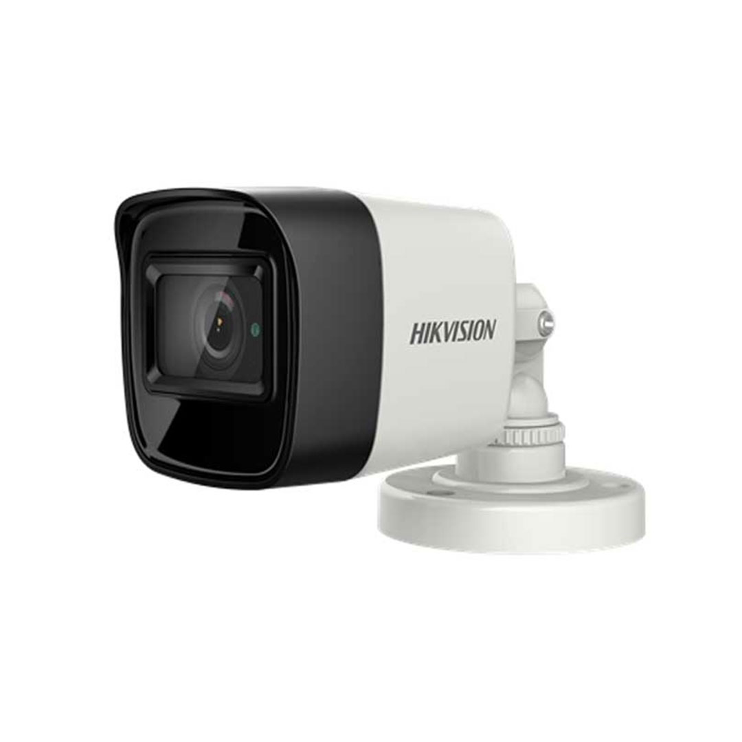 Camera quan sát analog HD Hikvision DS-2CE16U1T-ITPF (HD-TVI, 8.3 MP, hồng ngoại 30 m, Camera 4 in 1)