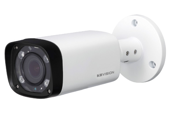 Camera KBVISION KX-S2005C4 2.0 Megapixel, IR 60m, Ống kính F2.7-13.5mm, Night Breaker