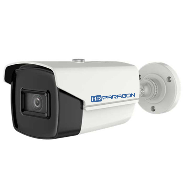 Camera HDPARAGON HDS-1899TVI-IR5F 8.0 Megapixel, Hồng ngoại EXIR 80m, F3.6mm, Camera 4 in 1